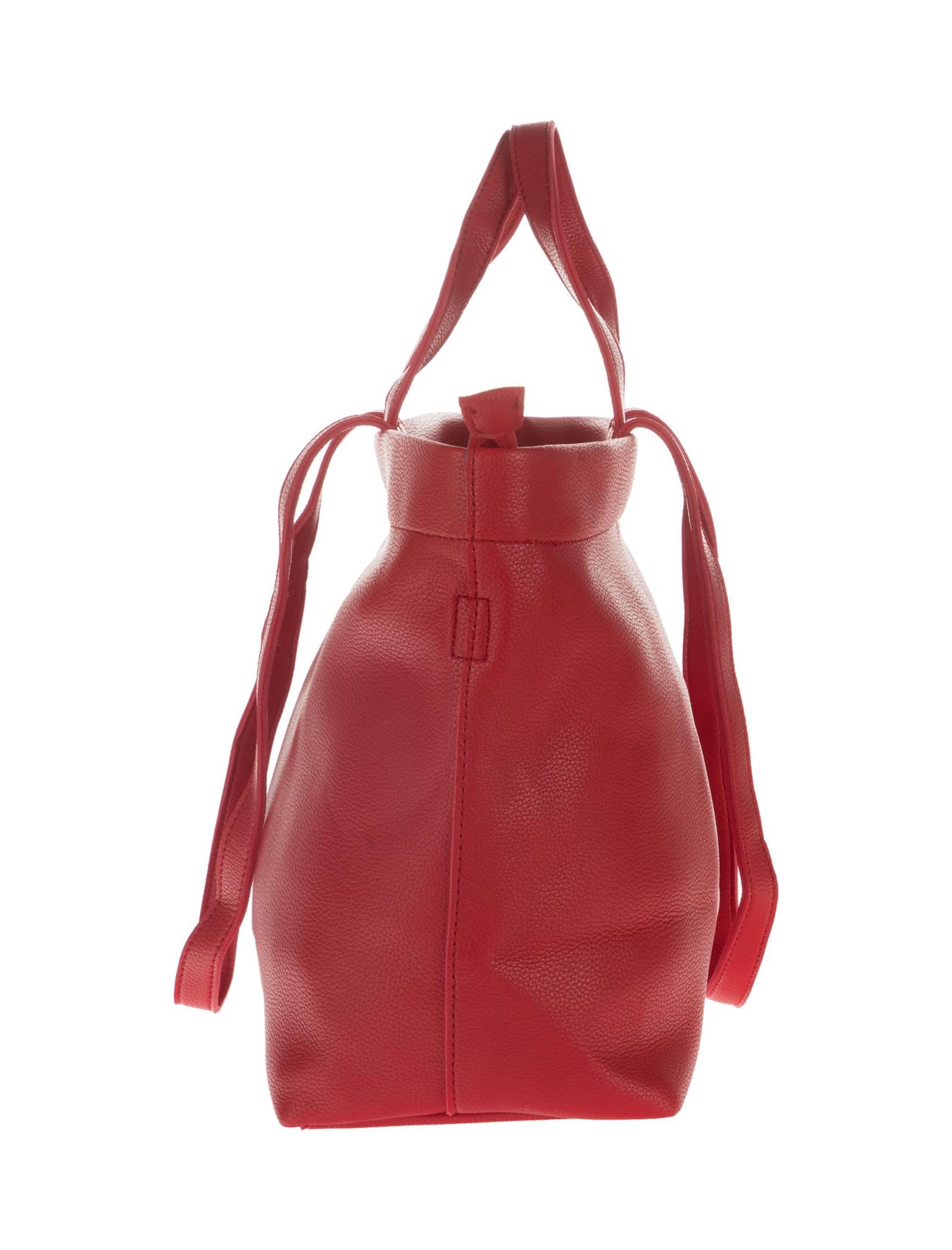 کیف دوشی روزمره زنانه - دادلین - قرمز  - 6