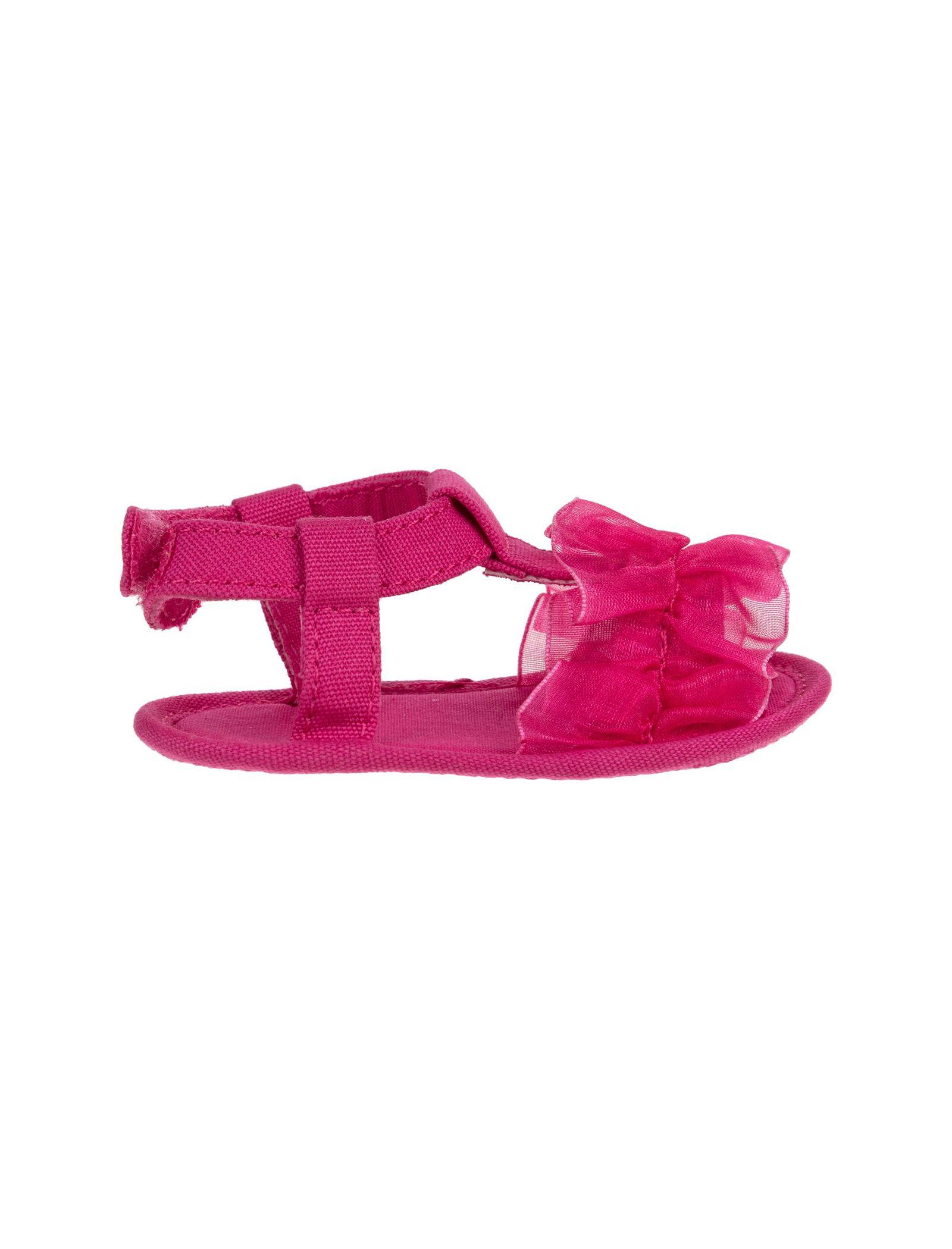 کفش چسبی نوزادی دخترانه - بلوکیدز - صورتي - 1