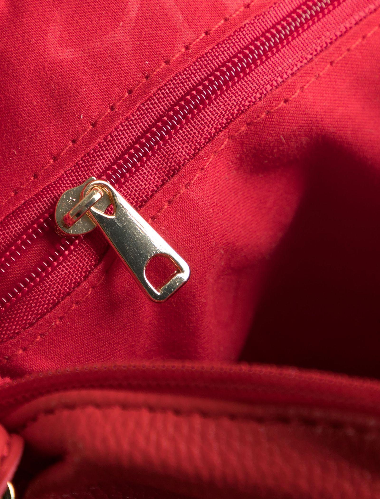 کیف دوشی روزمره زنانه - دادلین - قرمز  - 8