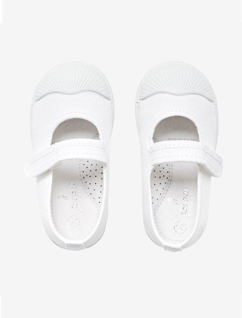 کفش چسبی دخترانه Penny - جاکادی - سفيد - 2