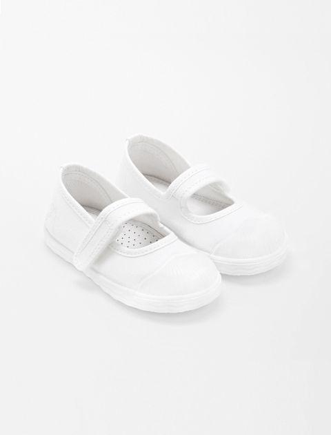 کفش چسبی دخترانه Penny - جاکادی - سفيد - 4