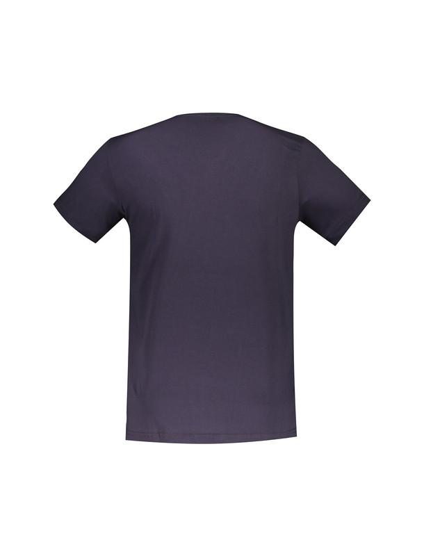 تی شرت نخی یقه هفت مردانه