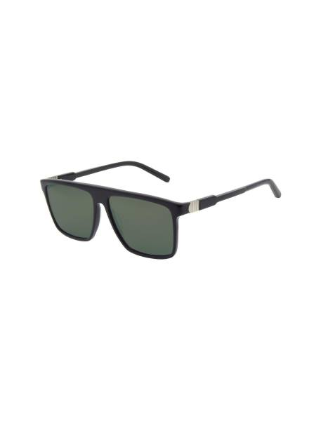 عینک آفتابی خلبانی مردانه - مشکي - 1