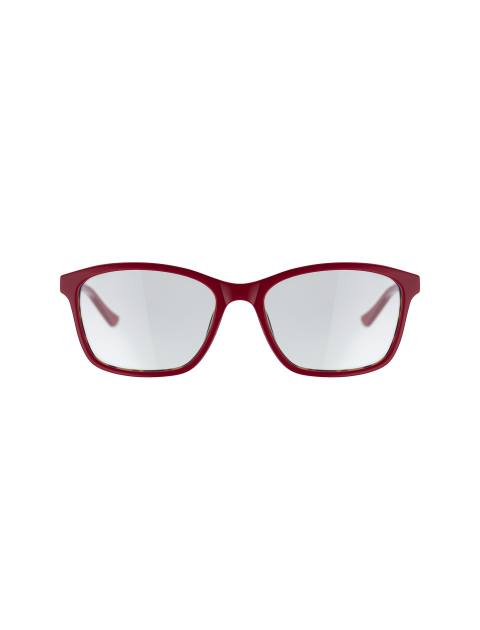 عینک طبی ویفرر زنانه - قرمز - 1