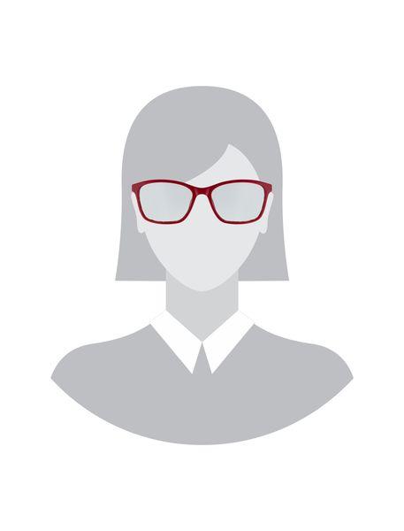 عینک طبی ویفرر زنانه - قرمز - 2