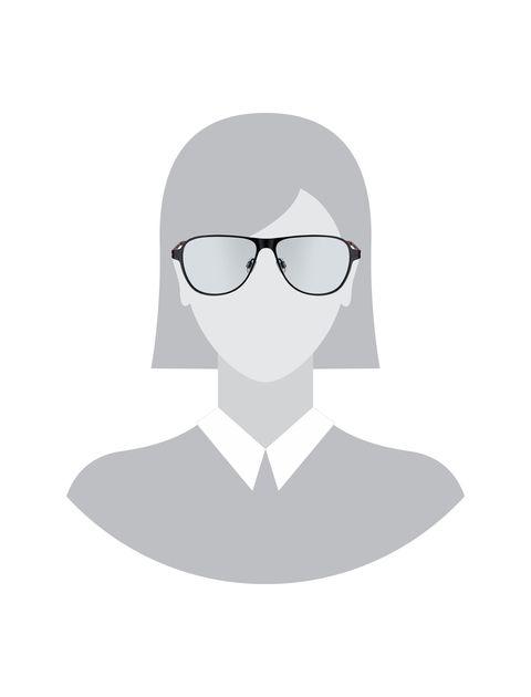عینک طبی خلبانی مردانه - پپه جینز - مشکي  - 5