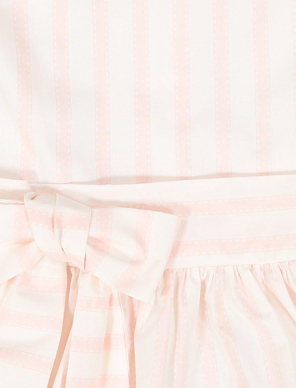 پیراهن کوتاه دخترانه هدی - دایان - صورتي - 3