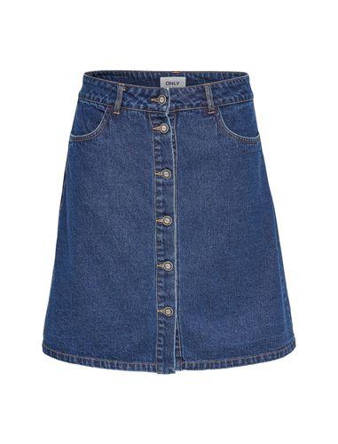 دامن جین کوتاه زنانه