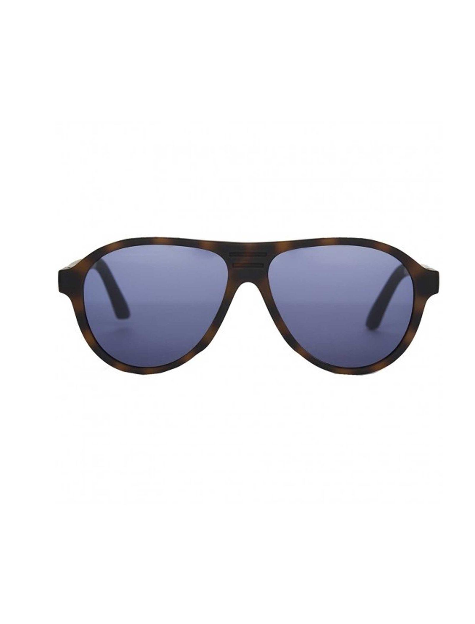 عینک آفتابی خلبانی بزرگسال ZION - تامز - قهوه اي - 4