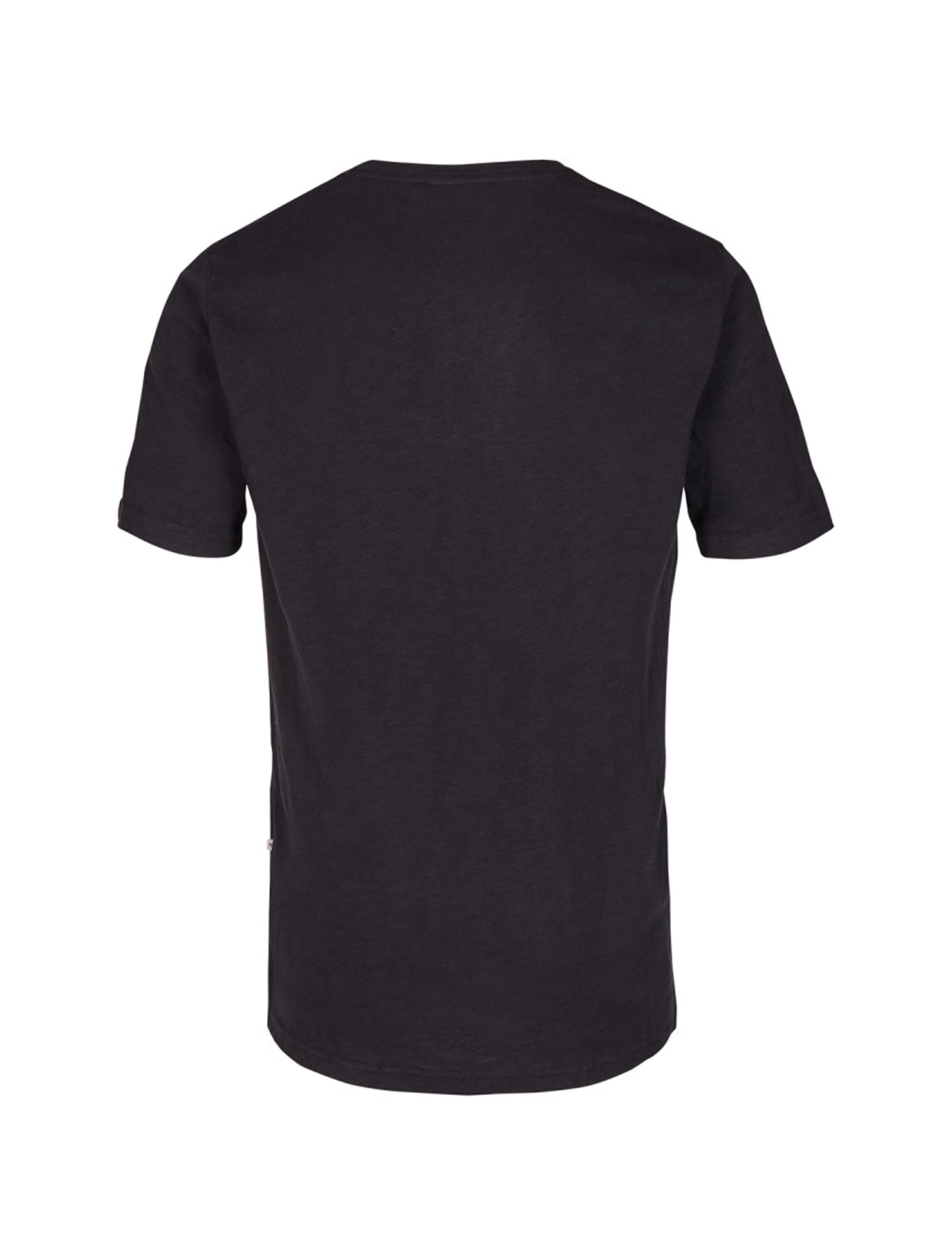 تی شرت نخی یقه هفت مردانه Earlham