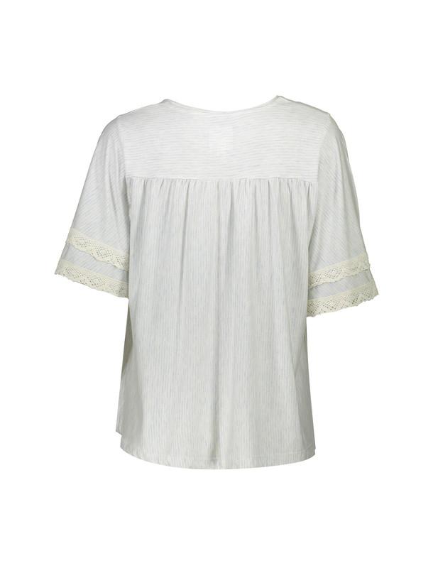 تی شرت راحتی آستین کوتاه زنانه