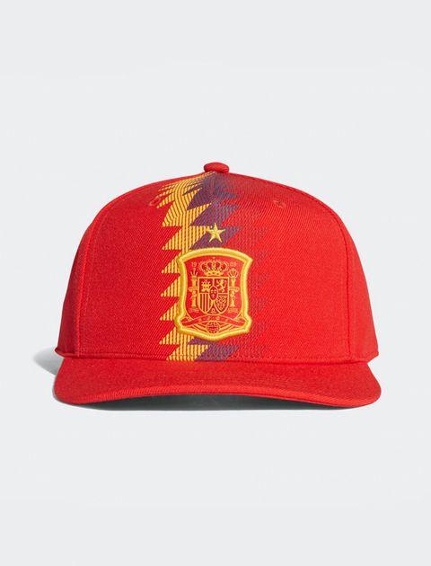 کپ نخی ساده بزرگسال Spain Home - قرمز - 2