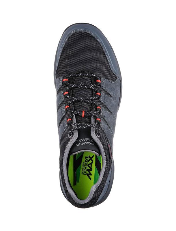 کفش طبیعت گردی بندی مردانه GOwalk - اسکچرز