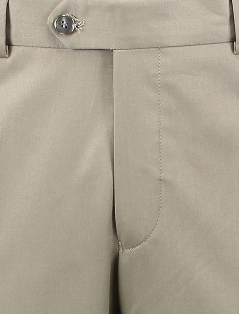 شلوار راسته مردانه - زاگرس پوش - طوسي - 4