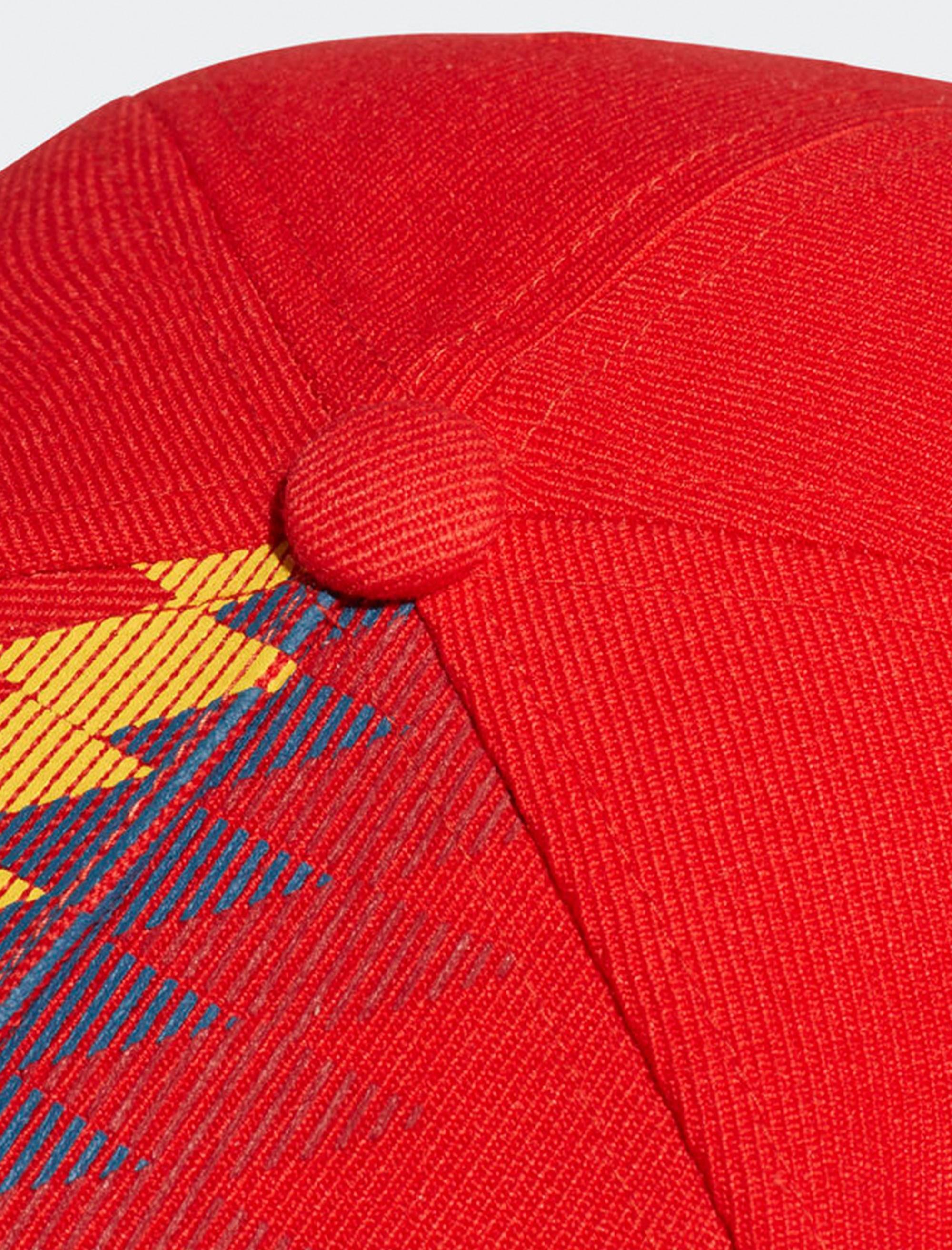 کپ نخی ساده بزرگسال Spain Home - قرمز - 6