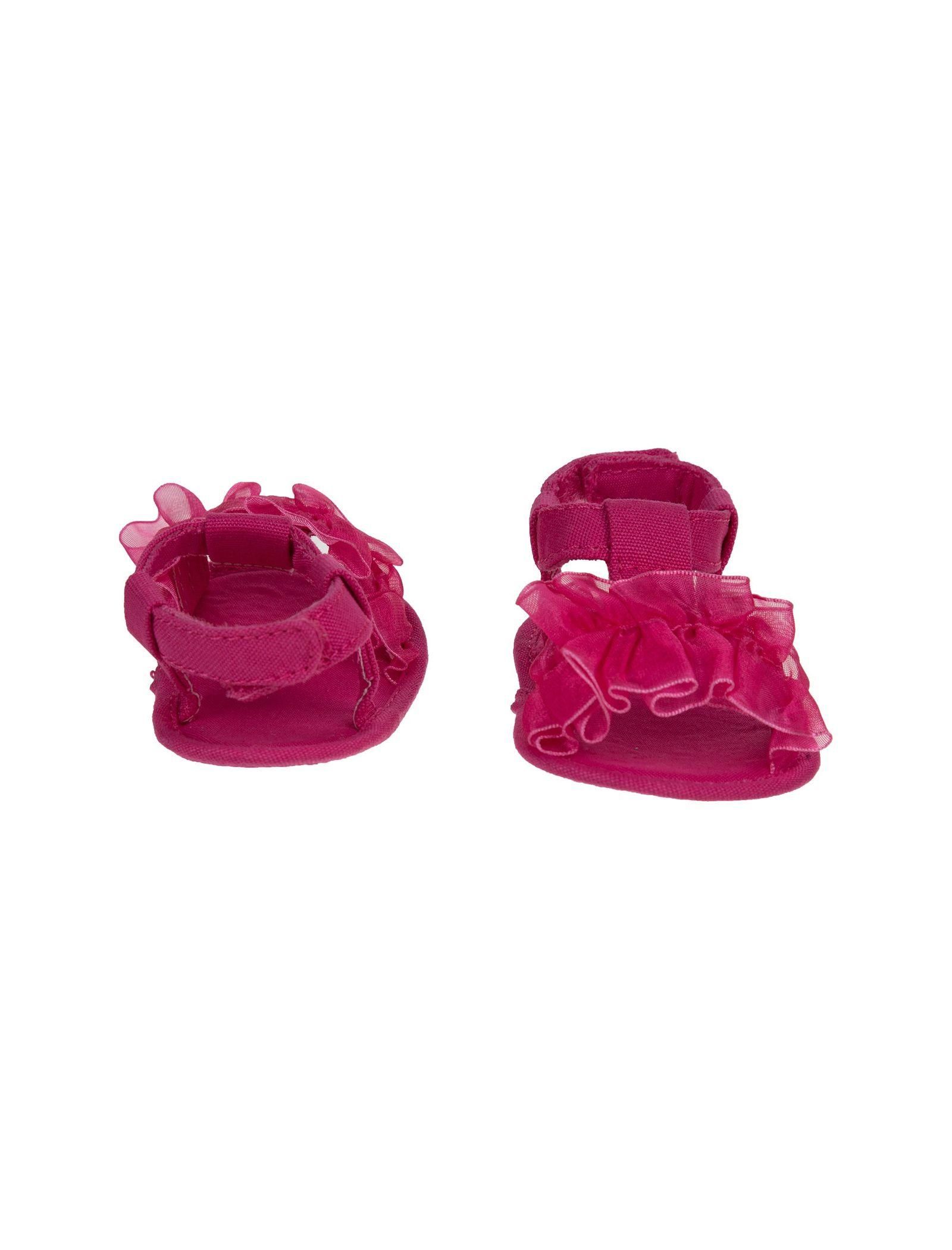 کفش چسبی نوزادی دخترانه - بلوکیدز - صورتي - 5