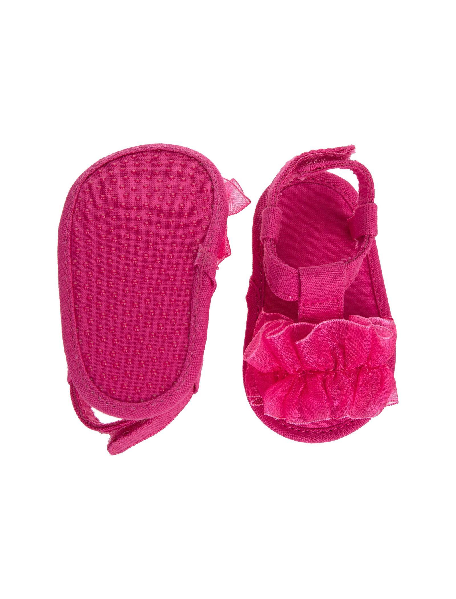 کفش چسبی نوزادی دخترانه - بلوکیدز - صورتي - 6