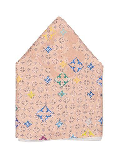 دستمال جیب طرح دار Unisex