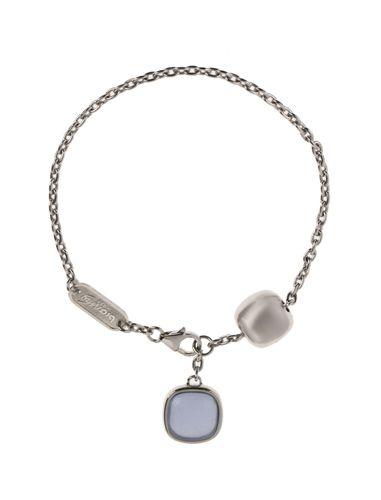 دستبند زنجیری نقره زنانه