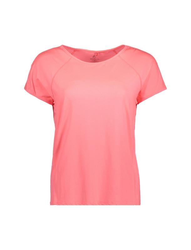 تی شرت یقه گرد زنانه - اونلی پلی