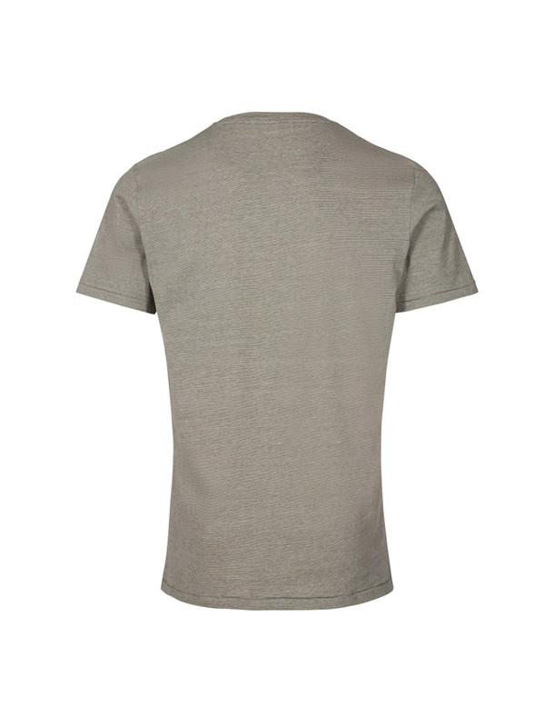 تی شرت نخی یقه گرد مردانه Nowa