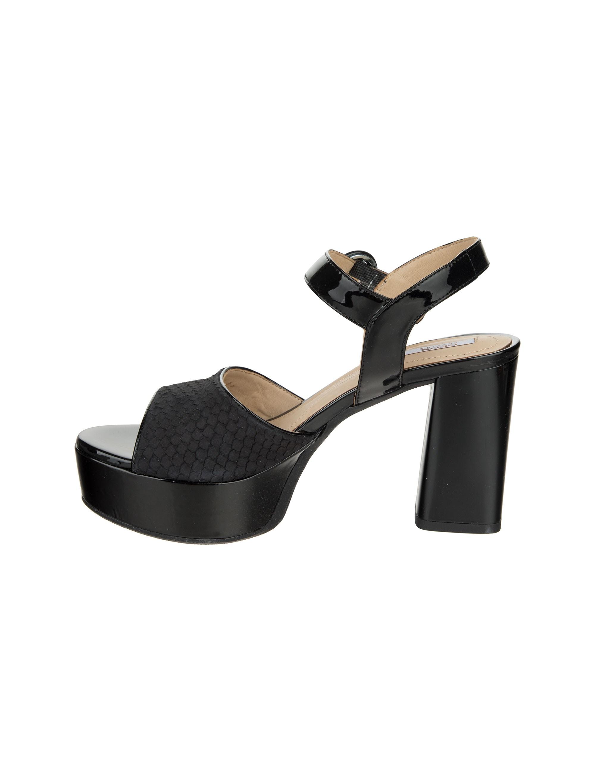 کفش پاشنه بلند چرم زنانه GALENE - جی اوکس
