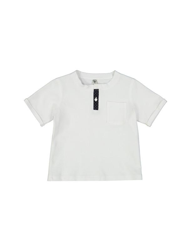 تی شرت نخی یقه گرد پسرانه آرش - دایان