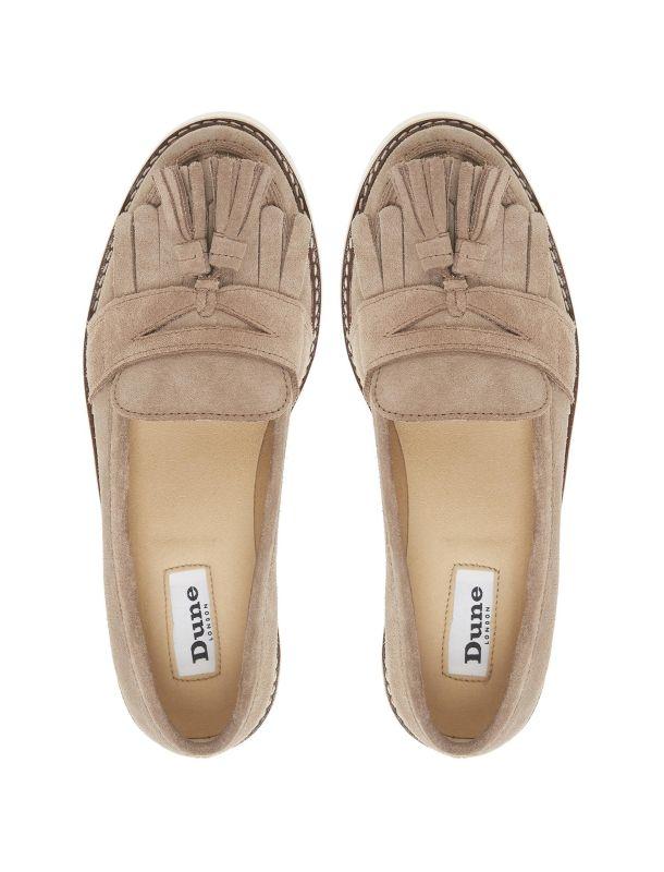 کفش جیر تخت زنانه Gennaa