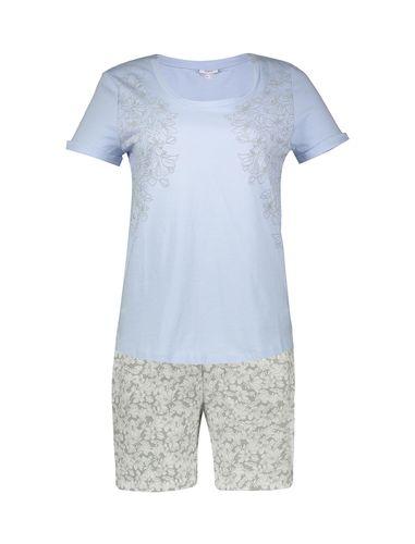 تی شرت و شلوارک نخی دخترانه - یوپیم