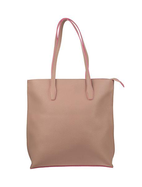 کیف دوشی روزمره زنانه - صورتي - 2