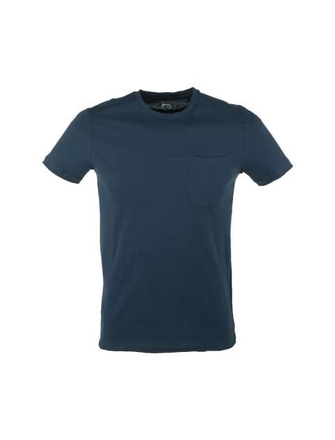 تی شرت نخی یقه گرد مردانه - یوپیم - آبي - 1