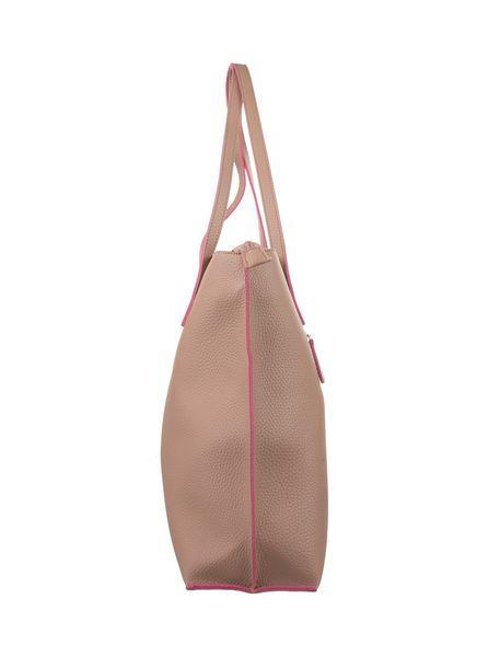 کیف دوشی روزمره زنانه - صورتي - 5