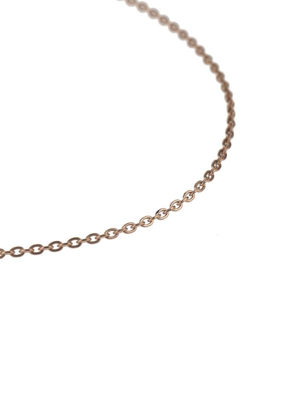 گردنبد زنجیری استیل زنانه