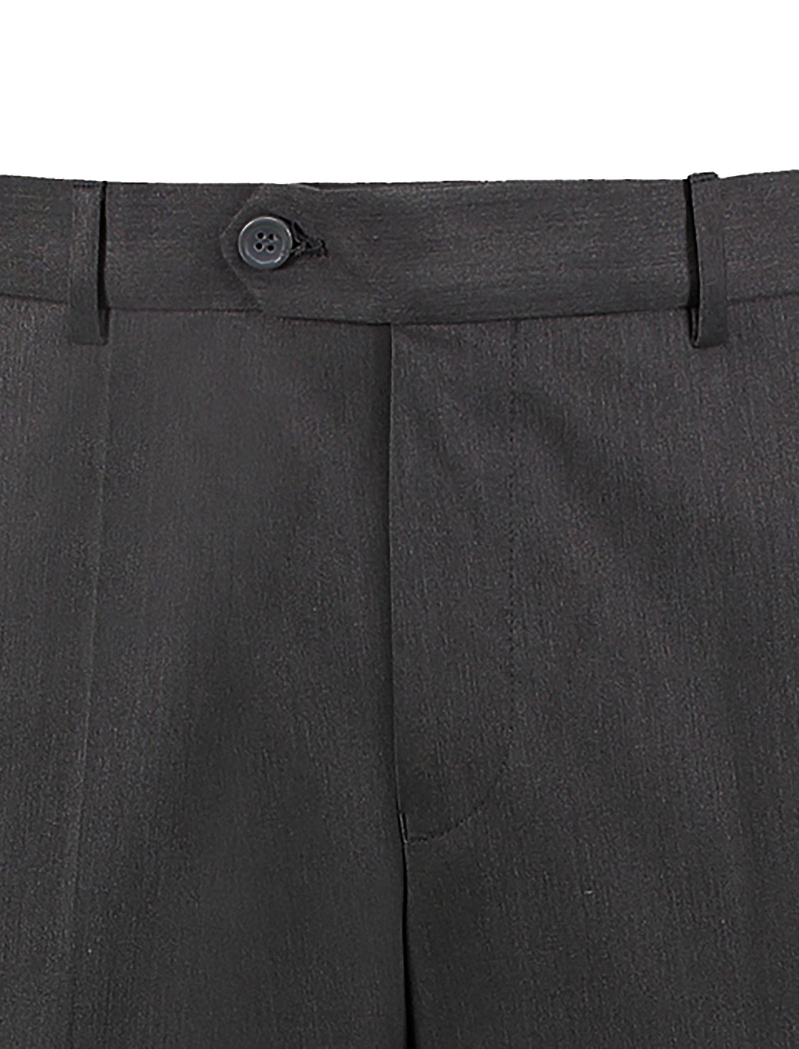 شلوار راسته مردانه - زاگرس پوش - زغالي - 4