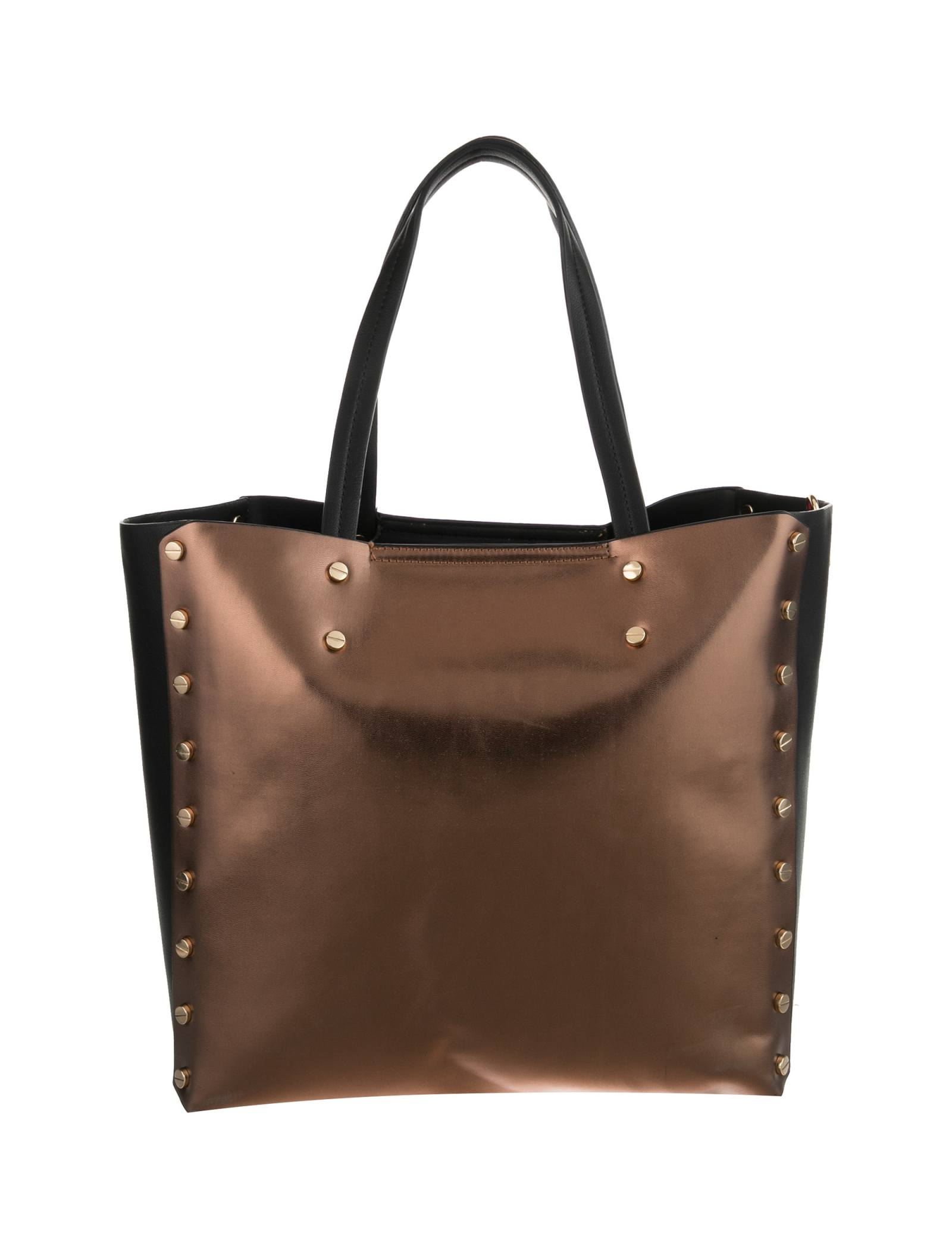 کیف دوشی روزمره زنانه - شانتال تک سایز - قهوه اي - 1