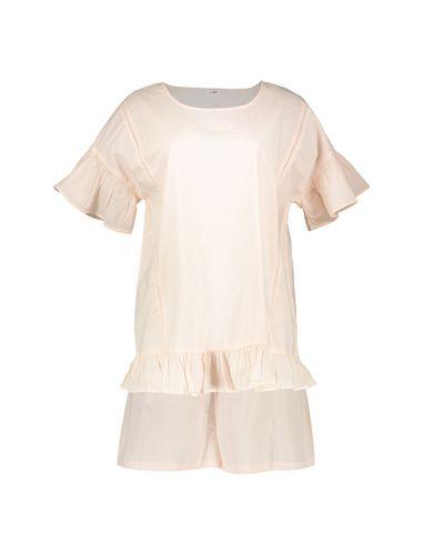 تی شرت و شلوارک نخی زنانه - یوپیم