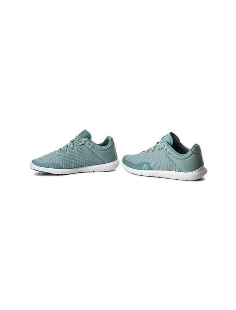 کفش زنانه ریباک مدل Studio Basics - سبز آبي - 4