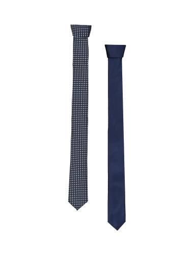 کراوات مردانه بسته 2 عددی