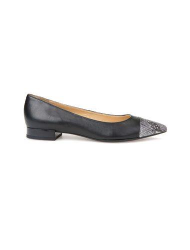 کفش تخت چرم زنانه Giyo - جی اوکس
