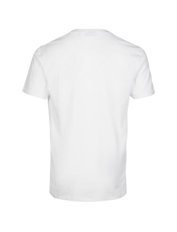 تی شرت نخی یقه گرد مردانه Luka