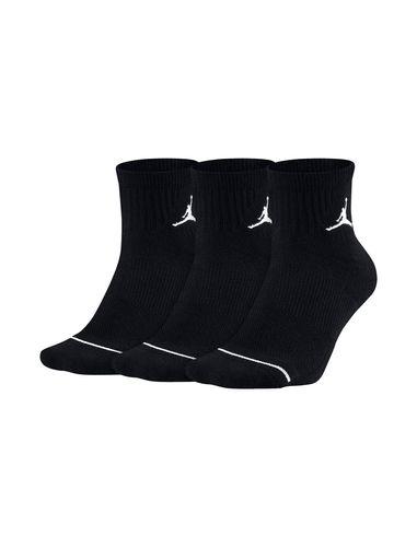 جوراب ساق کوتاه بزرگسال بسته 3 عددی - نایکی