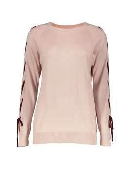 پلیور یقه گرد زنانه   Women Round Neck Sweater