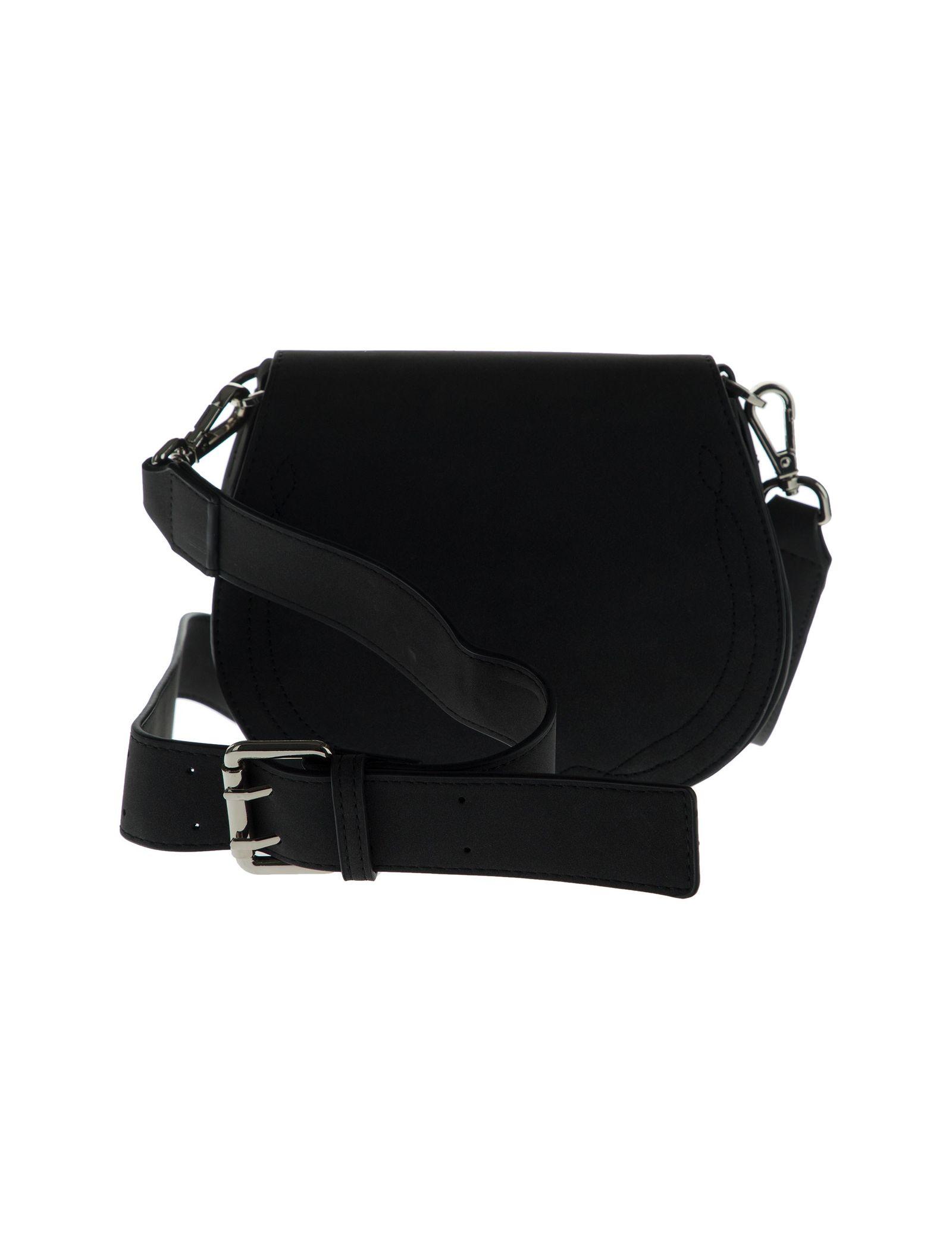 کیف دوشی روزمره زنانه - آبجکت تک سایز - مشکي - 2