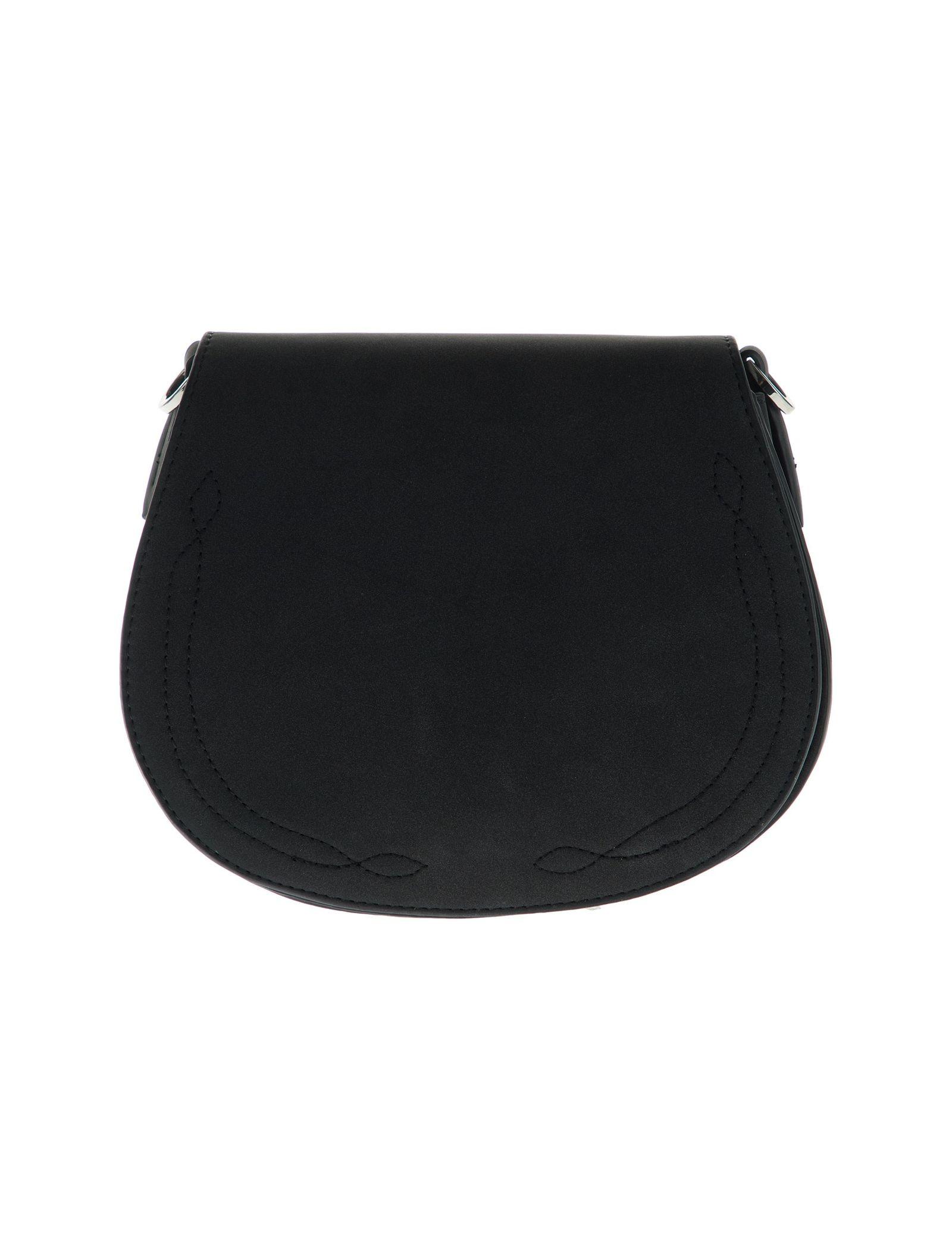 کیف دوشی روزمره زنانه - آبجکت تک سایز - مشکي - 5