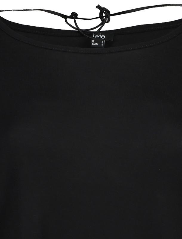 تی شرت ویسکوز یقه گرد زنانه - یوپیم