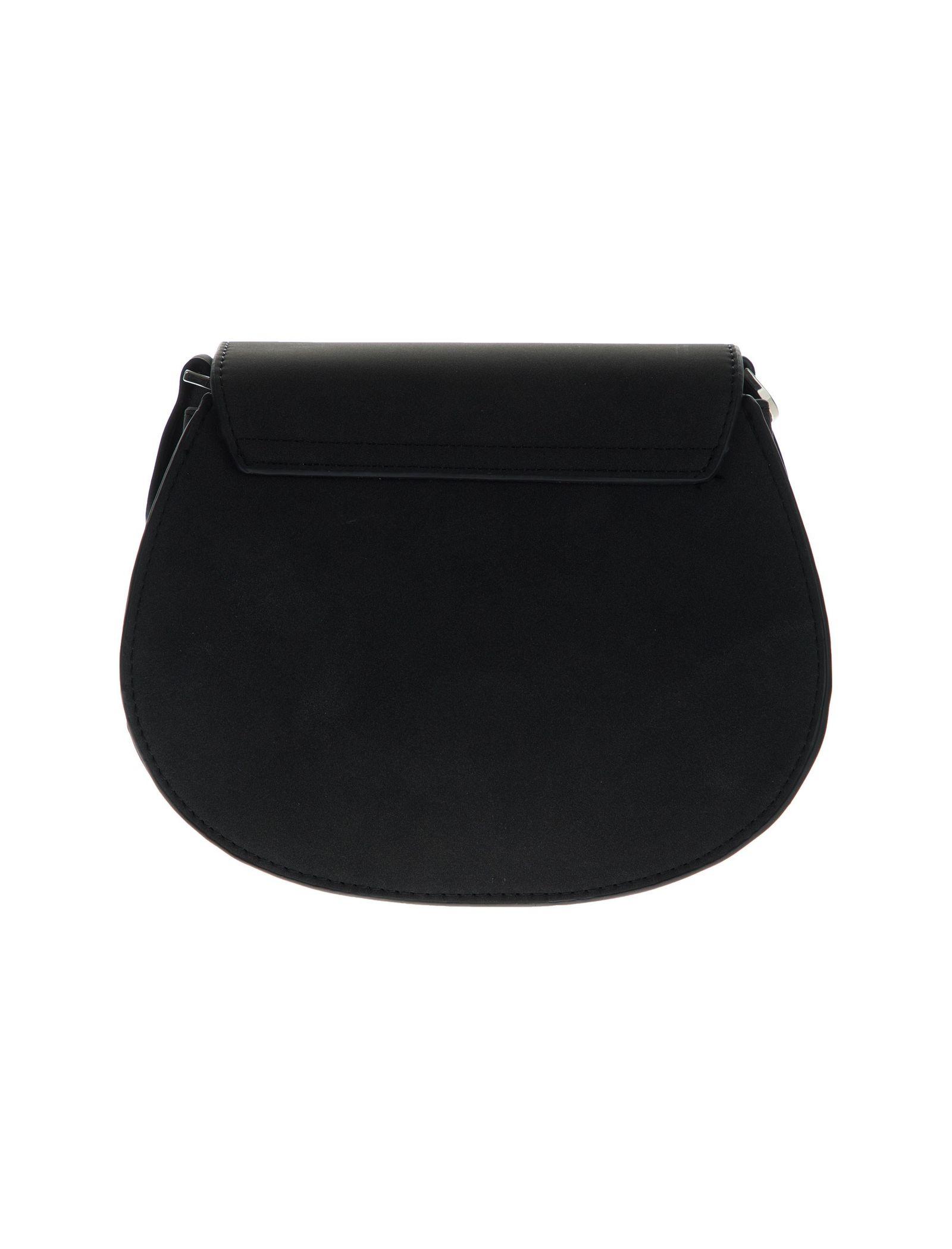 کیف دوشی روزمره زنانه - آبجکت تک سایز - مشکي - 7