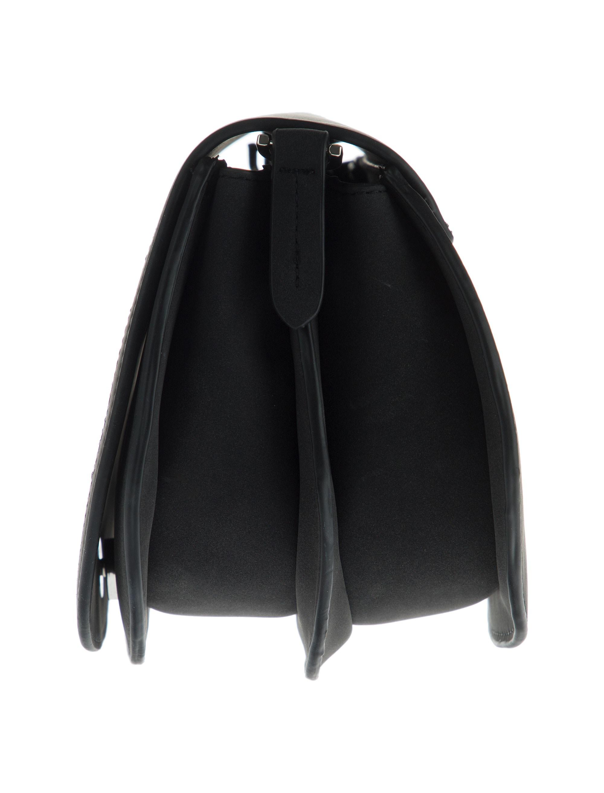 کیف دوشی روزمره زنانه - آبجکت تک سایز - مشکي - 8