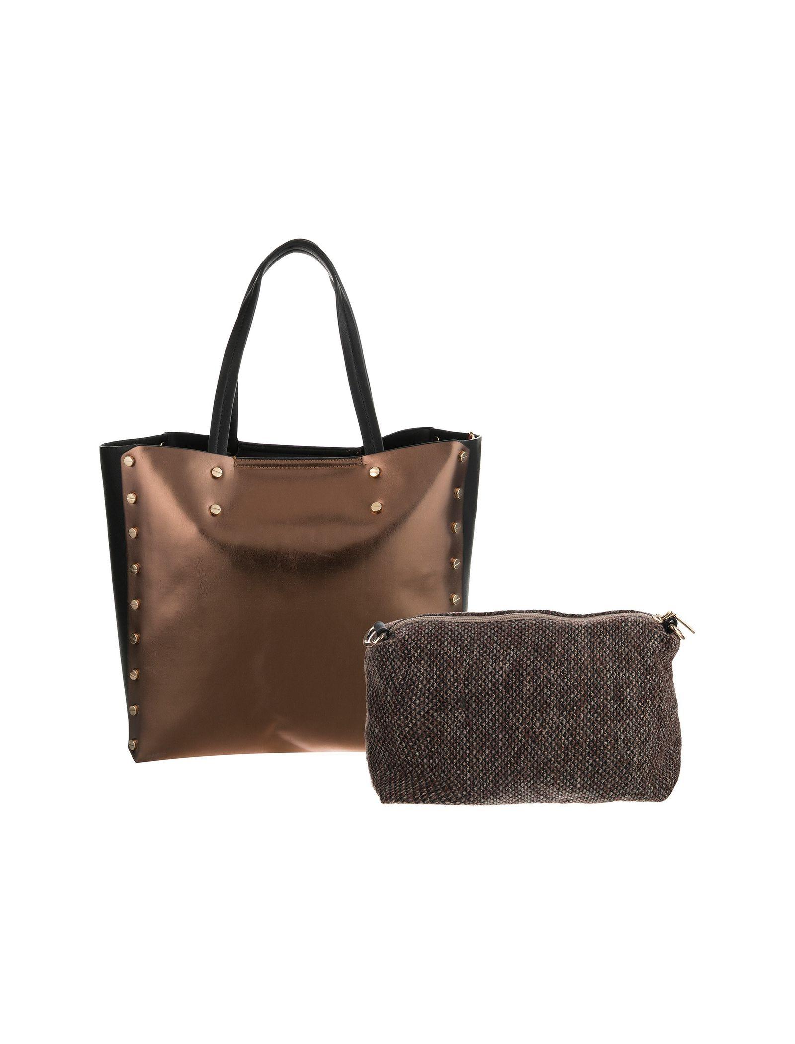 کیف دوشی روزمره زنانه - شانتال تک سایز - قهوه اي - 5