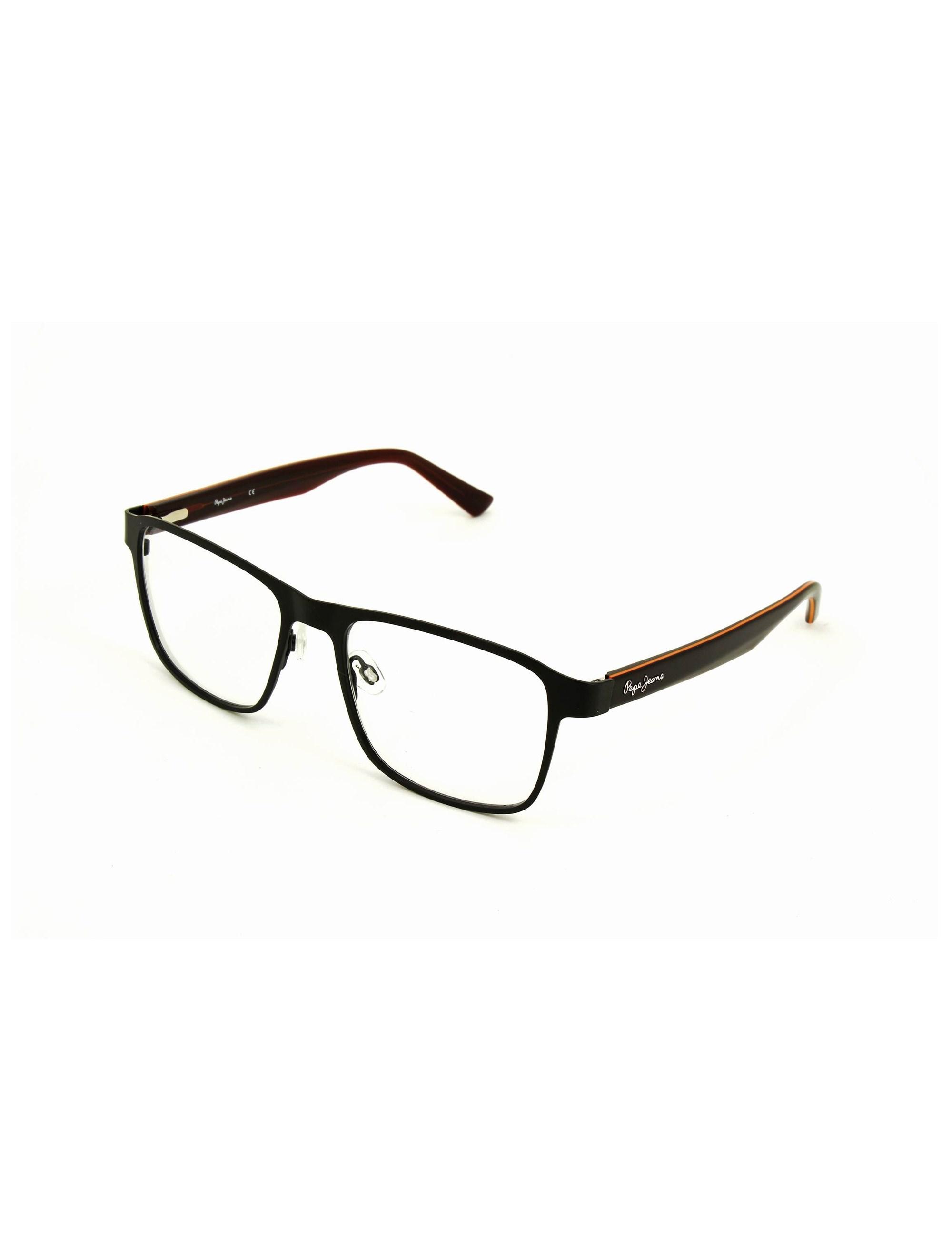 عینک طبی ویفرر مردانه - پپه جینز - مشکي  - 1