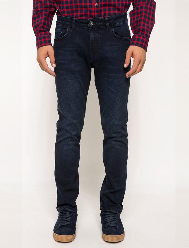 شلوار جین راسته مردانه - دفکتو